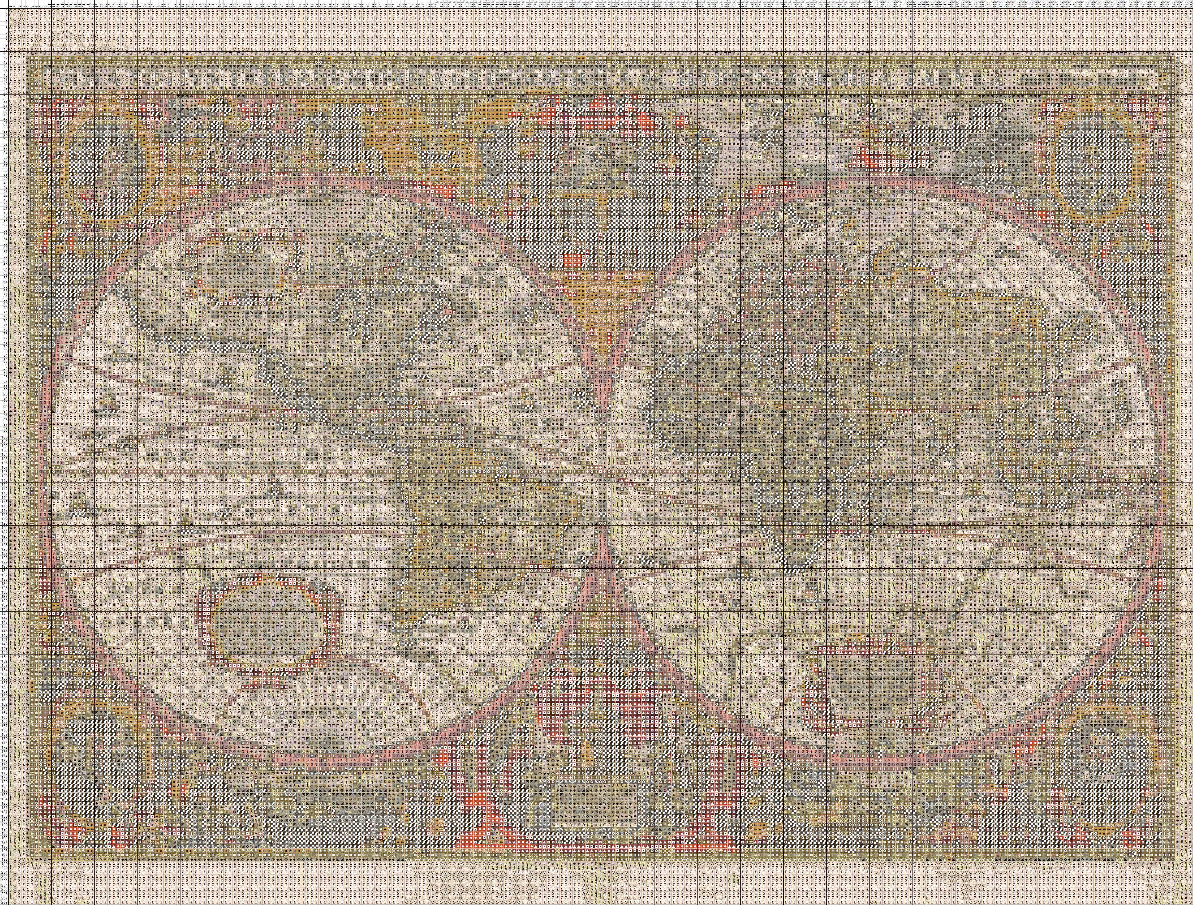 глобус на светодиодах схема