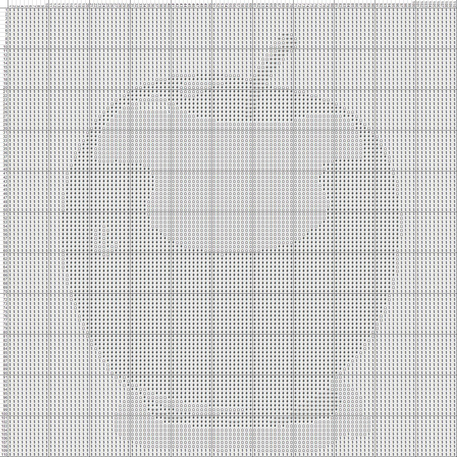 Схема вышивки крестом Яблоко : Онлайн 40
