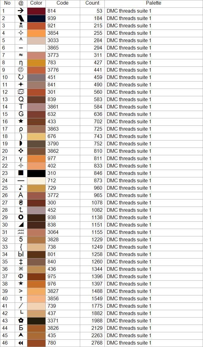 1.Colors