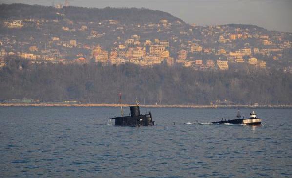 "Bulgaria's last submarine - ""Slava"""
